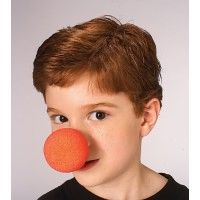 """Foam Clown Nose-2"""" Item# 730FN (R)"""