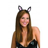 Cat Ears On Clips Item# 7629