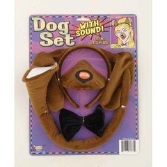 ANIMAL SET W/SOUND-DOG - Item #61675