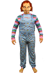 Child's Play 2 - Good Guys Chucky Adult Costume (T)