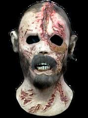 The Walking Dead Bearded Walker Mask