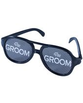 Bachelor Party Groom Glasses