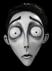 Corpse Bride Victor Mask