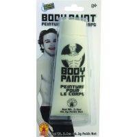 3.4 Oz White Body Paint Item# 35851