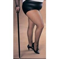 Plus Size Fishnet Tights Item# 910 (R)