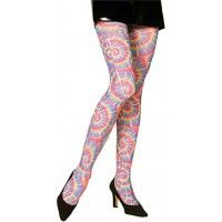 Tie Dye Tights Item# 6066 (r)