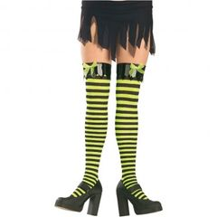 Striped Adult Thigh High Item# 6170 (R)