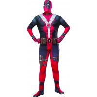 2nd Skin Adult Deadpool Costume Item# 810982