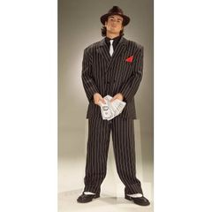 COSTUME-CHICAGO GANGSTER - Item #59483(F)