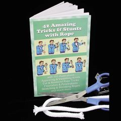 42 Amazing Rope Tricks Book 59-0029 (L)