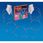 """Linking Rings 10"""" W/Instructions GD-0021(L)"""
