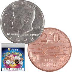 Scotch And Soda Coin Trick 33-0002 (L)
