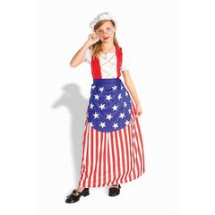 CHILD-BETSY ROSS-LARGE - Item #58270L(F)