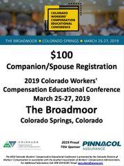 2019 Colorado CWCEC Companion