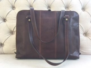 Italian Leather Business Bag L107