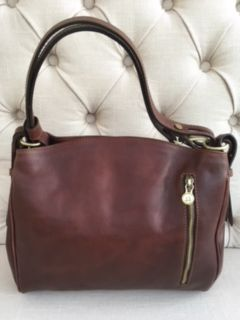 Italian Leather Handbag L120