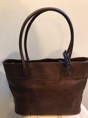 Italain Leather Shoulder Bag - L194