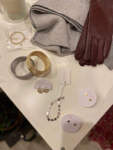 Tilly & Grace Jewellery - Star Earrings