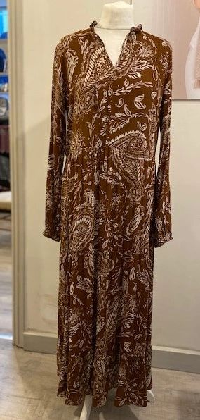 B Young Ladies Maxi Dress
