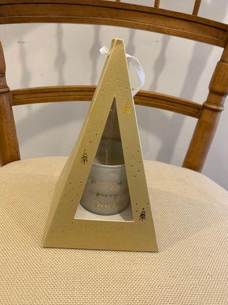 Katie Loxton Votive Candle - Winter Pine