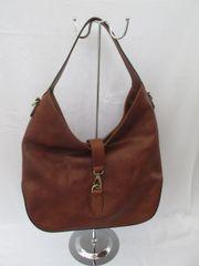 Italian Antique Leather Shoulder Bag L56