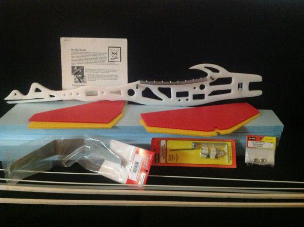 Tuff Skull Kit - With Landing gear hardware