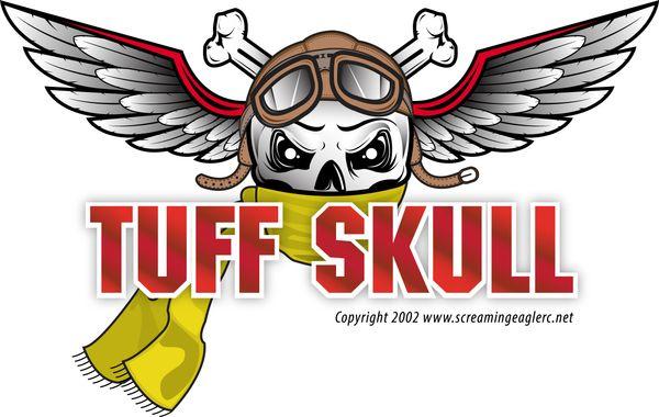 Tuff Skull ARF - With Landing gear hardware