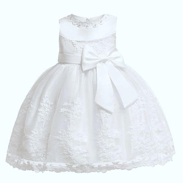 Chelsea Baby Flower Girl Formal Dress Christening Birthday Bridesmaid Gown 0-4Y