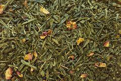 Pomegranate Green Tea