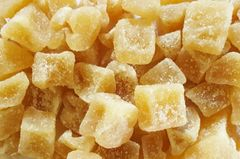 Ginger, Crystallized Diced