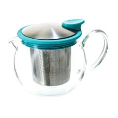 Glass Teapot with infuser, 25 oz.