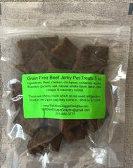 Grain Free Beef Jerky- 4 oz