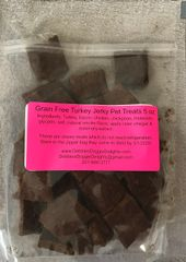 Grain Free Turkey Jerky- 4 oz