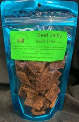 Grain Free Beef Jerky- 5 oz
