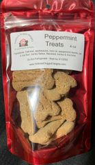Peppermint Treats - 4 oz