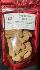Peppermint Treats - 4 oz