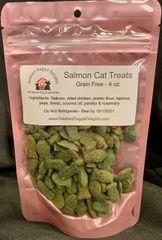Salmon Cat Treats - 4 oz