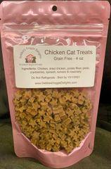 Chicken Cat Treats - 4 oz