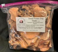 Sweet Potato Dog Treats - 32 ounces