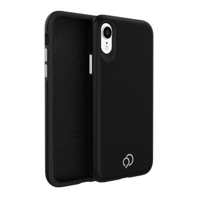 iPhone XR - Latitude Case Black