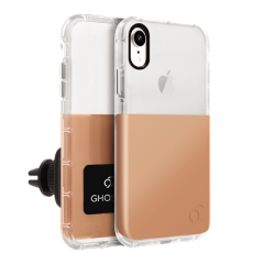 iPhone XR - Ghost 2 Case Nude