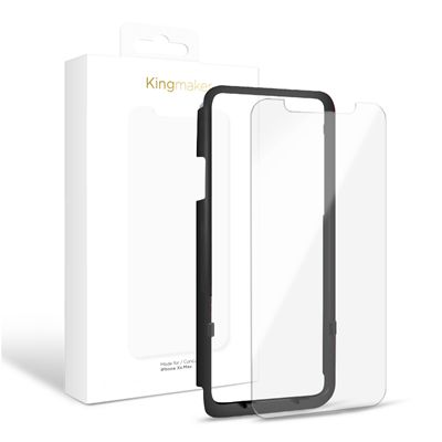 iPhone Xs Max - Kingmaker Tempered Glass
