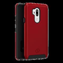 LG G7 - Cirrus 2 Case Crimson