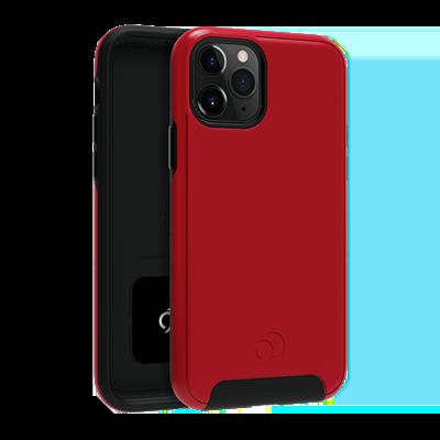 iPhone 11 Pro / Xs / X - Cirrus 2 Case Crimson