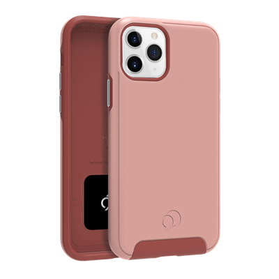iPhone 11 Pro / Xs / X - Cirrus 2 Case Rosé Gold