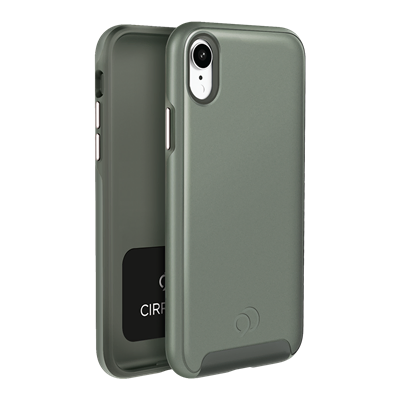 iPhone XR - Cirrus 2 Case Olive Gray