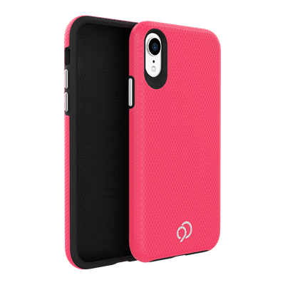 iPhone XR - Latitude Case Pink