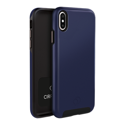 iPhone Xs Max - Cirrus 2 Case Midnight Blue