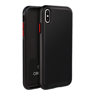 iPhone Xs Max - Cirrus 2 Case Black