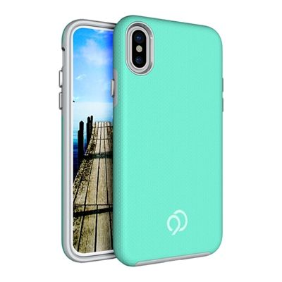 iPhone Xs / X - Latitude Case Teal